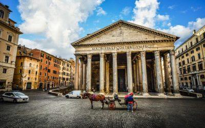 In giro per l'Italia. Roma